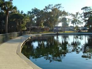 Florida Gulf Coast RV Resort Facilities - Holiday Springs RV Resort - Florida RV Resort - Spring Hill, Florida