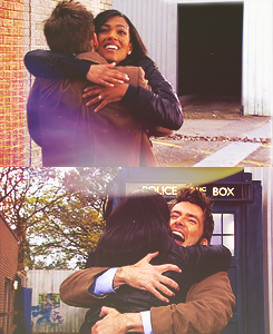 Day 3: Least Favorite Companion... Martha Jones. // Now before you jump on me, I don't hate Martha. The flow of the show changed when she was the companion. She had an amazing relationship with The Doctor, but she's not my favorite.
