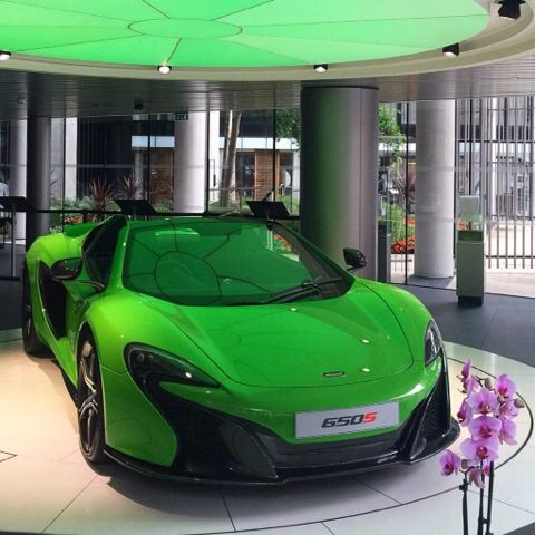 The Incredible Hulk McLaren S Autos Motos Pinterest - Pouring hot water on this car reveals awesome hulk vinyl
