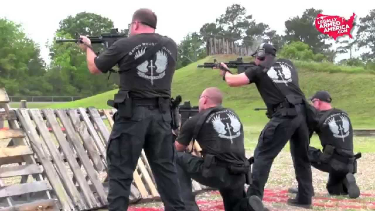 Grueling LA SWAT competition attracts the top teams across