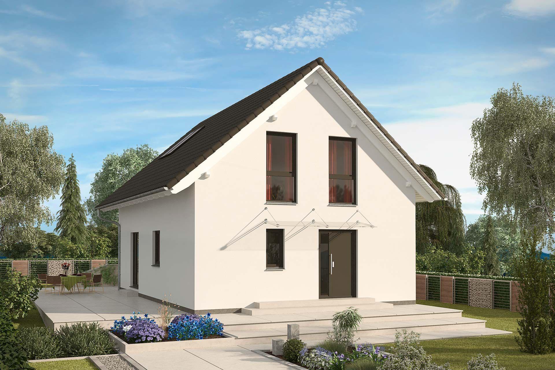 Einfamilienhaus günstig bauen - Akazienallee - idealer ...