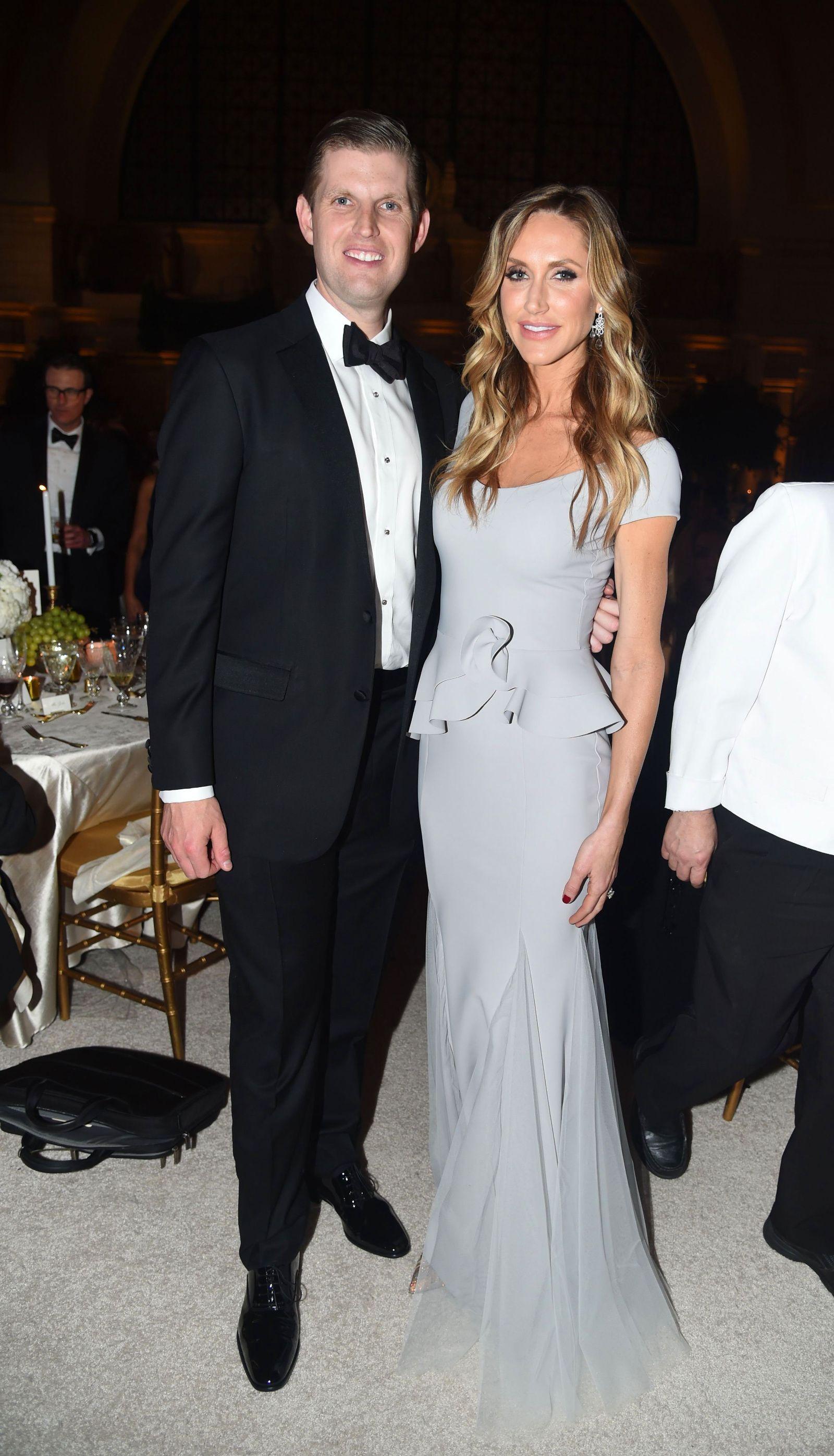 Eric Trump And Lara Yunaska Trump  Cosmopolitan