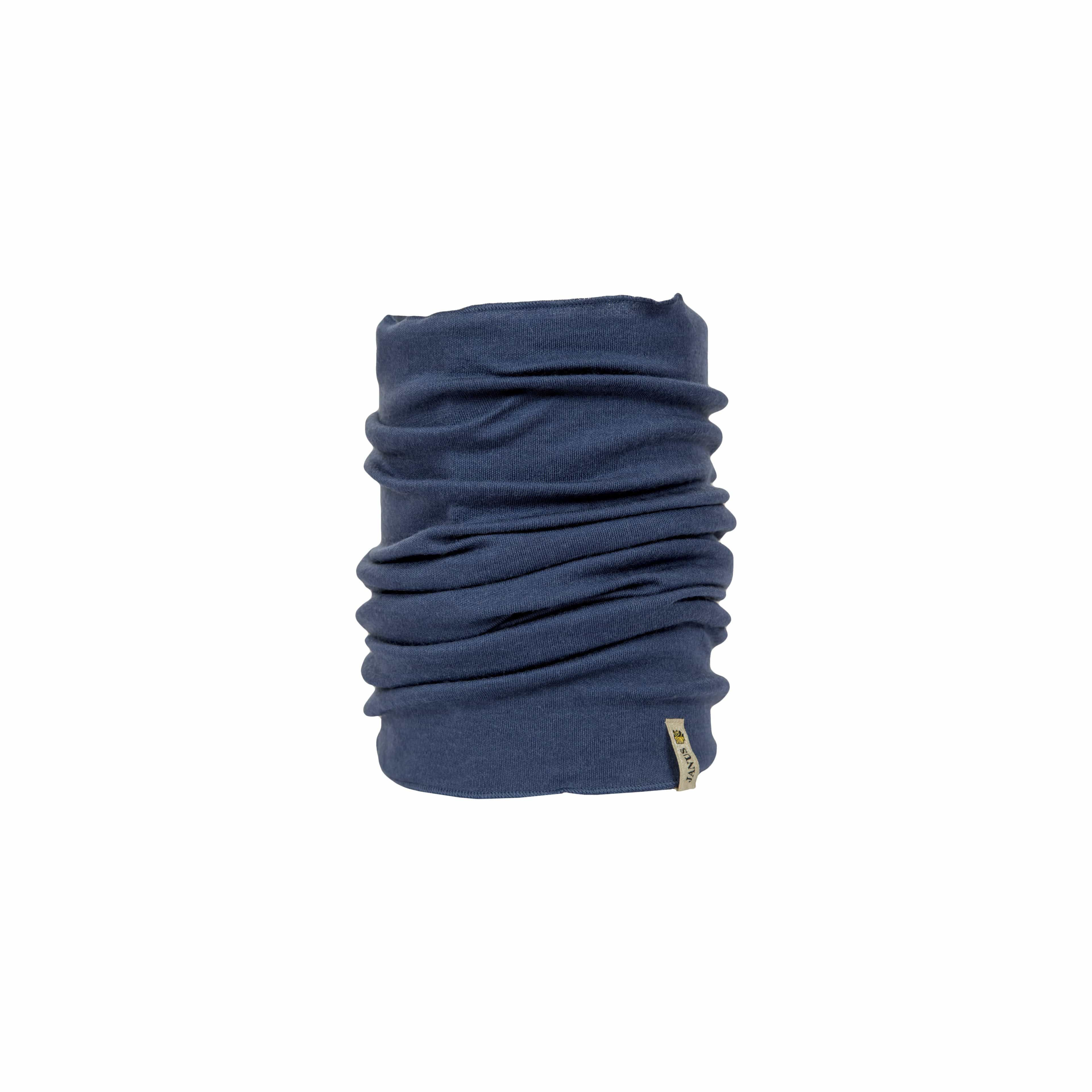 Merino wool neck scarf for adults. 100% Merino wool. Thickness: 215 g / m2 One size. Machine wash on wool or delicate setting. Air dry.