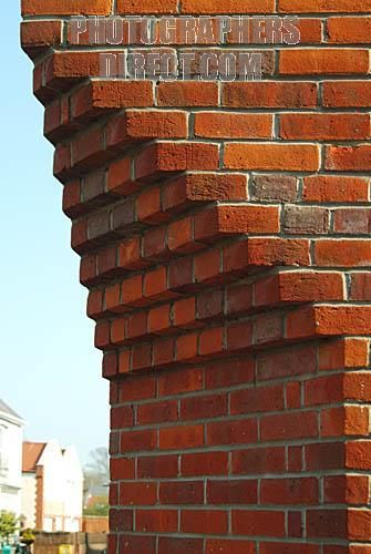 Corbeling Brick Detail Brick Arch Brick Art