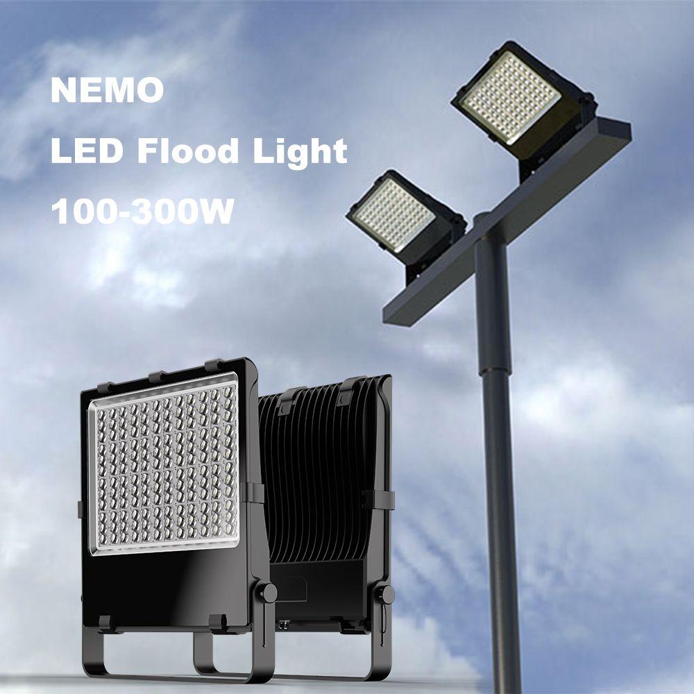 Led Flood Light 100w 300w Led Flood Lights Led Outdoor Flood Lights Led Outdoor Lighting