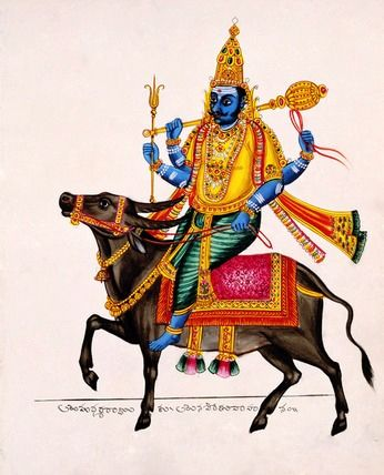 An Indian Summer Indian Art Indian Paintings Tanjore Painting