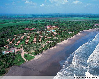 Nicaragua Beaches Resorts Beach In