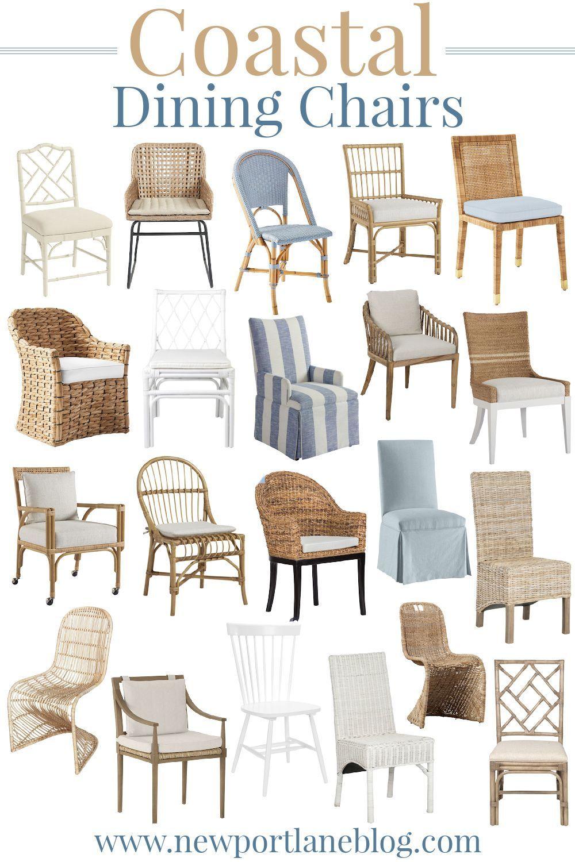 Beach House Dining Room, Beachy Dining Room Chairs
