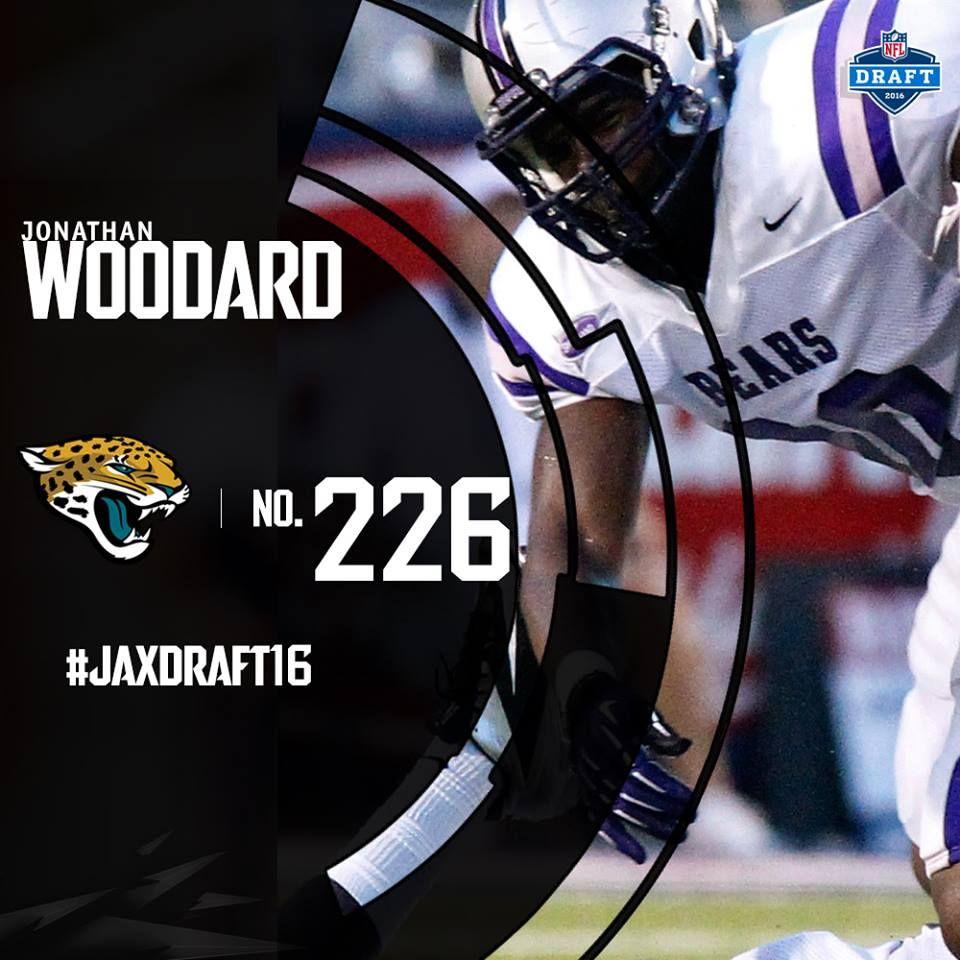 timeless design 98d97 e5c03 Jonathan Woodard   2016 Jaguars Draft Class   Jacksonville ...