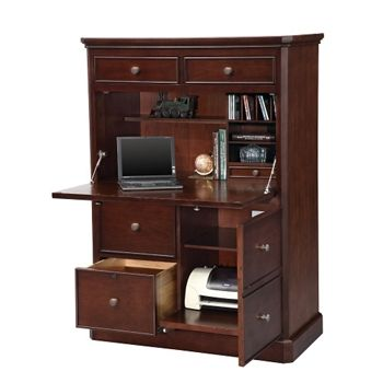 Computer Armoire - 41W - 36629 and more Lifetime Guarantee