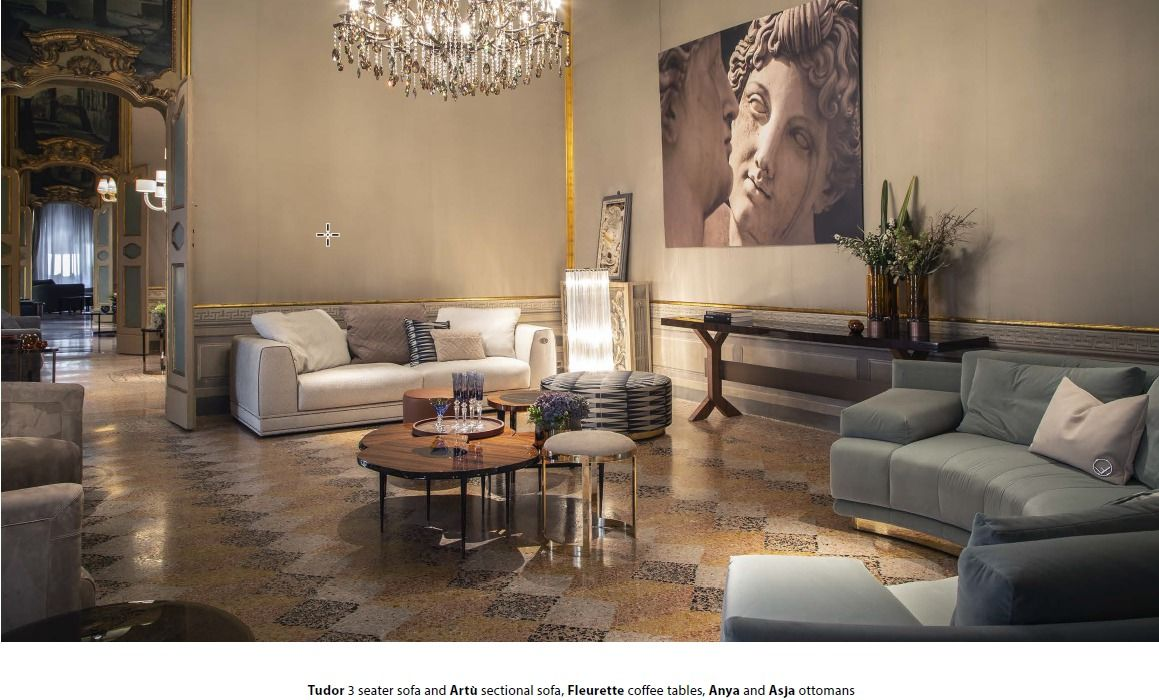 31d4c6e3050 Fendi Casa 2018 Collection