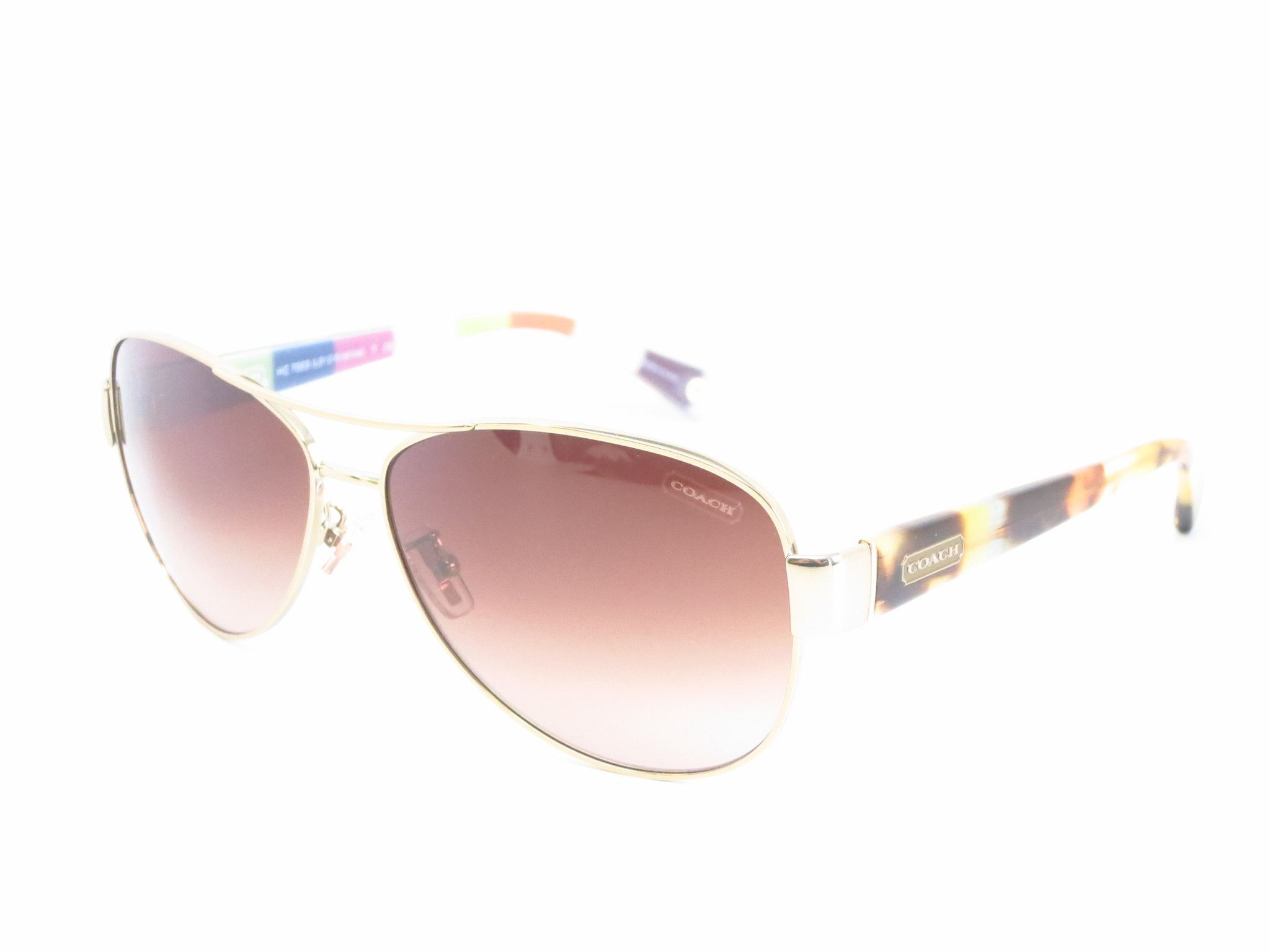 4573c8afe0351 ... promo code for coach hc 7003 kristina 9014 13 gold olive sunglasses  dca9b 02303