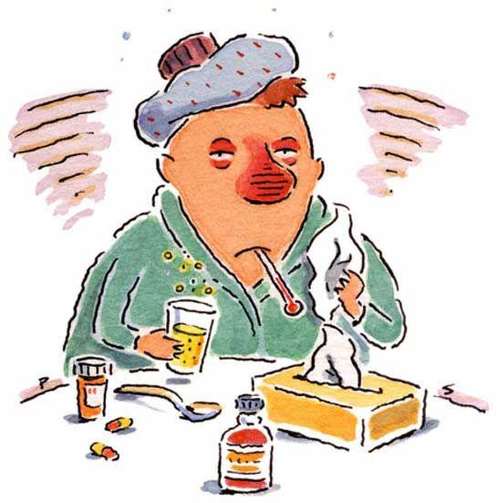 Les 4 Astuces pour soigner un rhume efficacement - Esprit & Santé