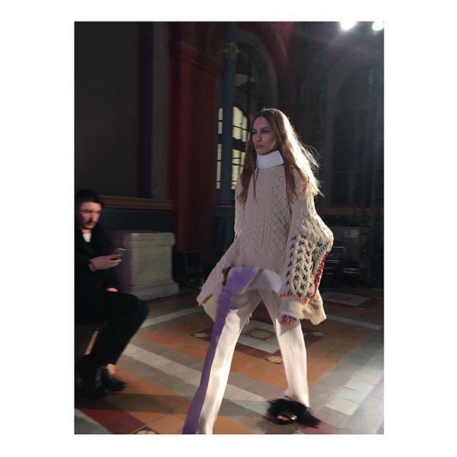 @soniarykiel  awesome! #lofficieles #parisfashionweek #pfw #fashionweek  via L'OFFICIEL SPAIN MAGAZINE INSTAGRAM -Fashion Campaigns  Haute Couture  Advertising  Editorial Photography  Magazine Cover Designs  Supermodels  Runway Models