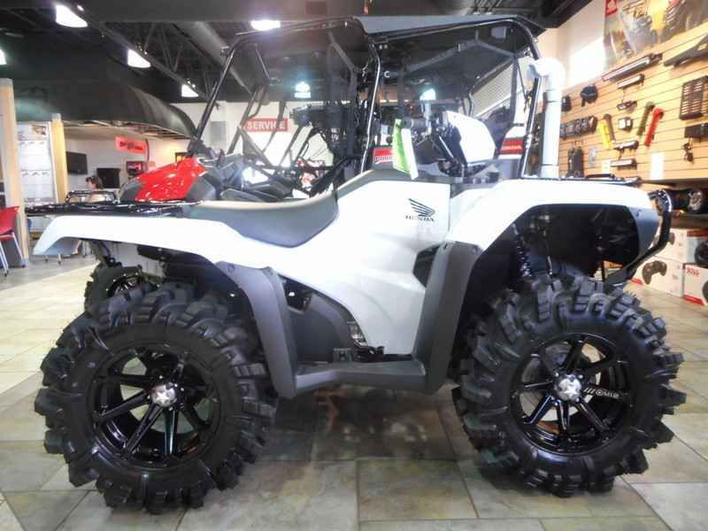 Honda Of Russellville >> Check Out This New 2017 Honda Fourtrax Foreman 4x4 Atvs For