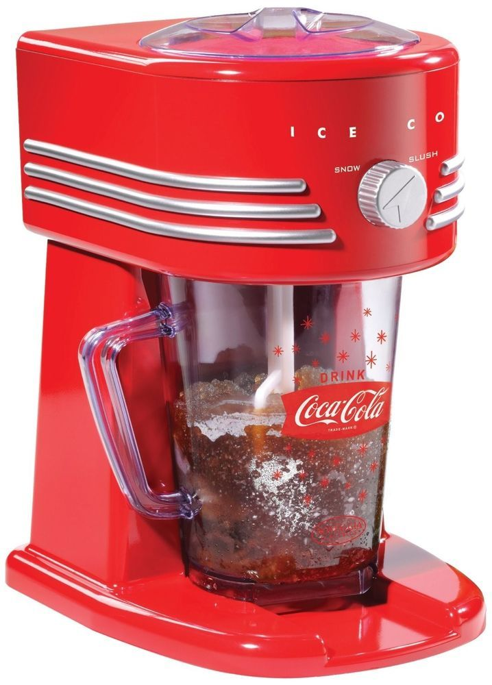 Coca Cola Series Frozen Beverage Maker