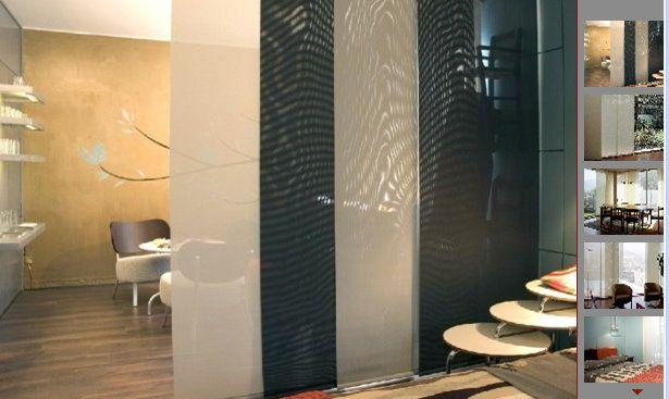 decoracion con telas para separar ambientes - Buscar con Google ...
