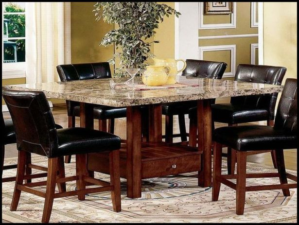 Granite Top Kitchen Table Set: Table Granite Top Kitchen Set Area