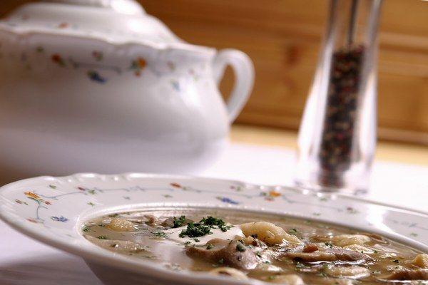 Sladkokyslá polievka z bielej fazule | Recepty | zena.sme.sk