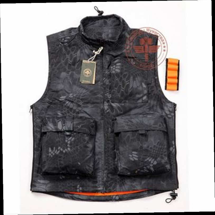 52.16$  Watch here - http://alivyi.worldwells.pw/go.php?t=32273138013 - Rattlesnake airsoft tactical vest hunt sport clothes men outdoor bike riding  vest Free shipping 52.16$