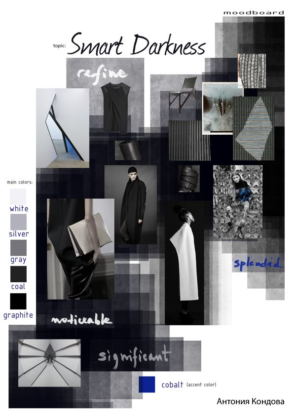 Smart darkness | prototype 23 /fashion creative crew/