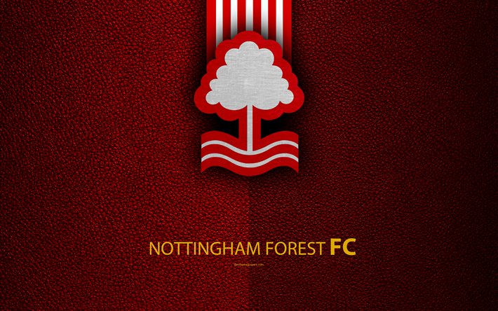 Download Wallpapers Nottingham Forest FC, 4K, English