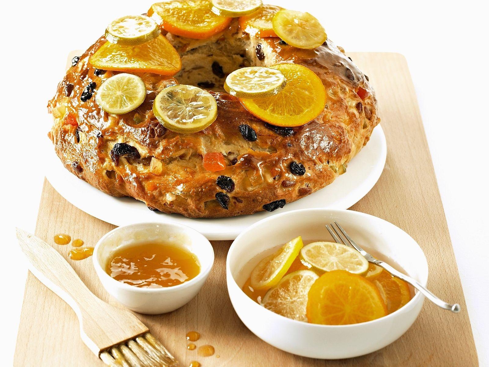 Konigskuchen Auf Portugiesische Art Rezept Konigskuchen Rezepte Konigin Kuchen