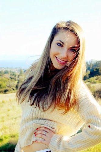 My daughter, Alexa. Age 17