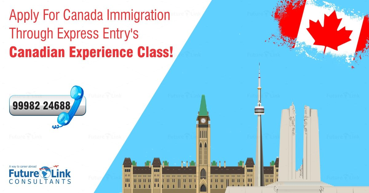 Apply for Canada Immigration through Express Entry's
