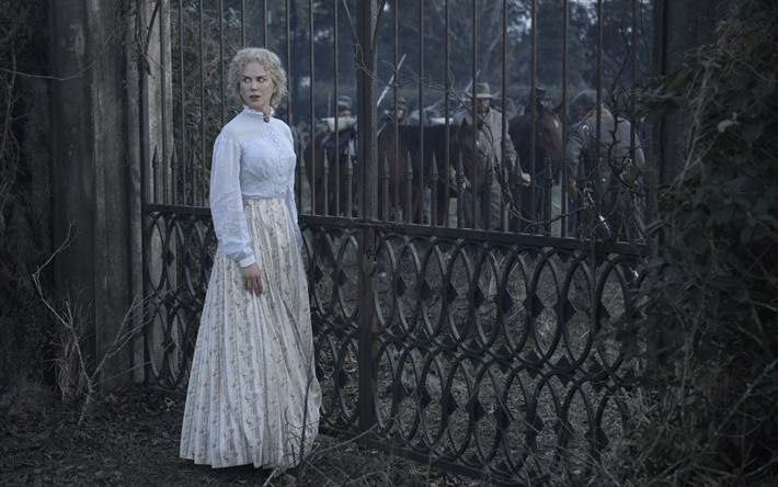Lataa kuva Se Petti, 2017, Nicole Kidman, Martha Farnsworth