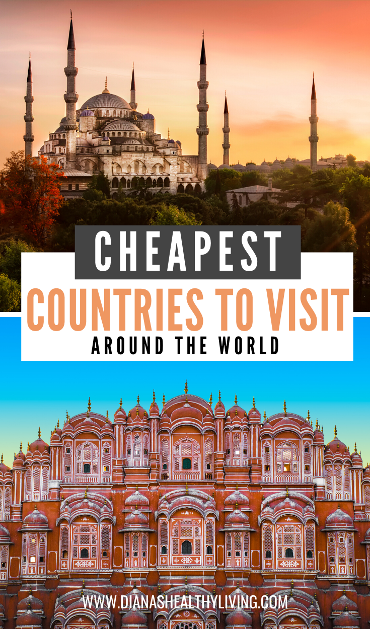 Cheapest Countries to Visit Around the World
