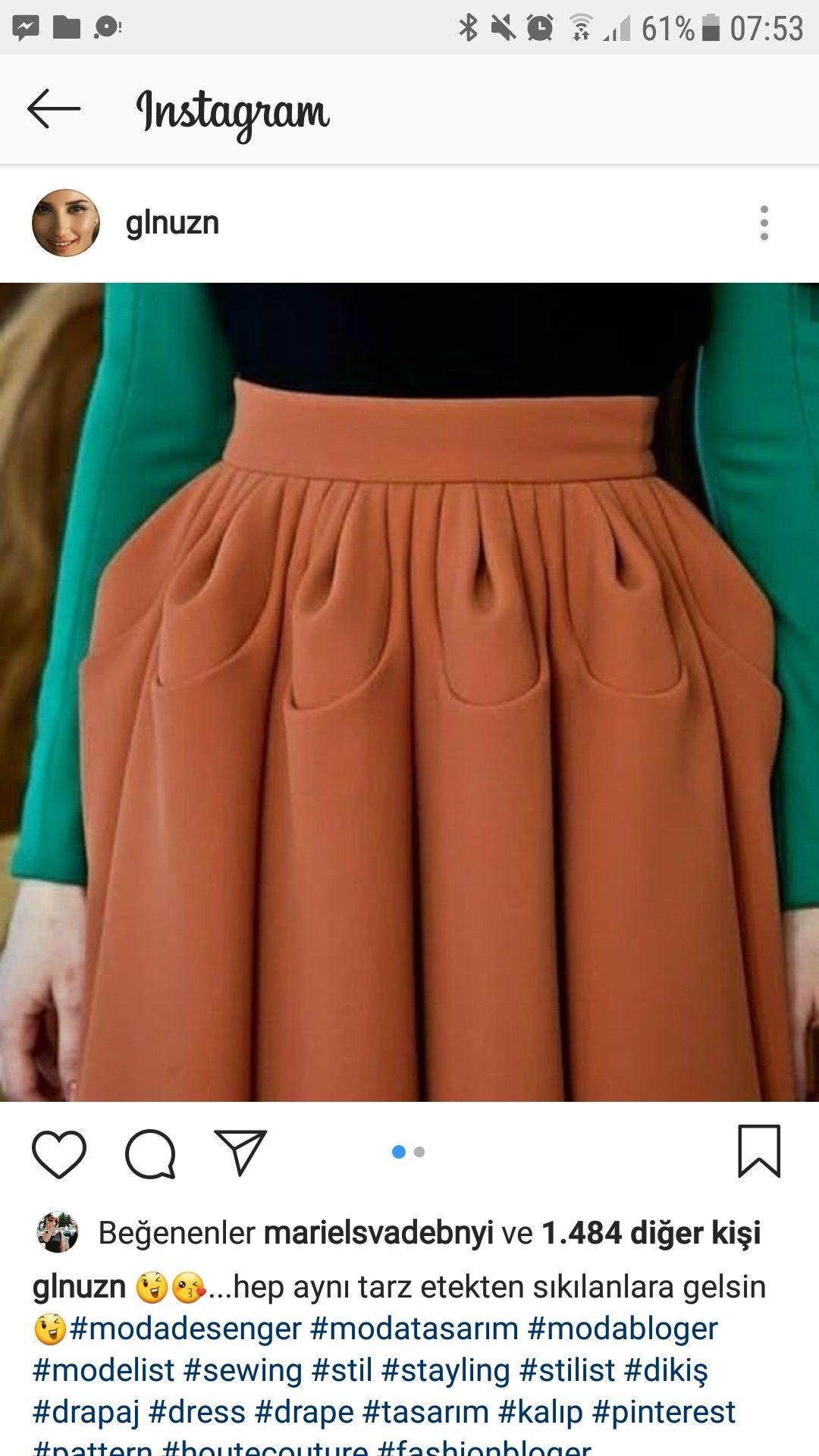 Pin By Lala M Va On A Yubka Modelleri Fashion Style Playing Dress Up