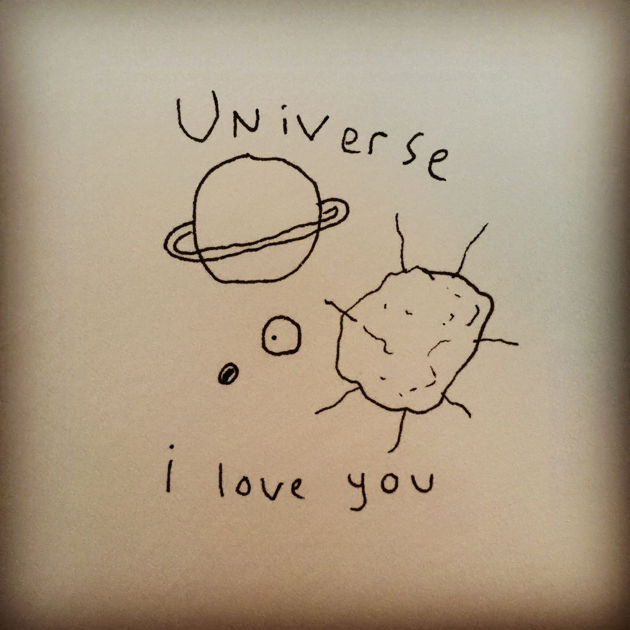 I Love You Drawings: Artist - Matthew Gray Gubler