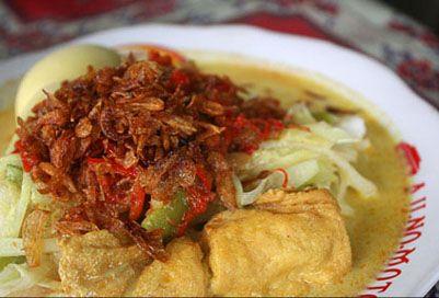 Lontong Cap Go Meh Masakan Indonesia Resep Makanan Masakan