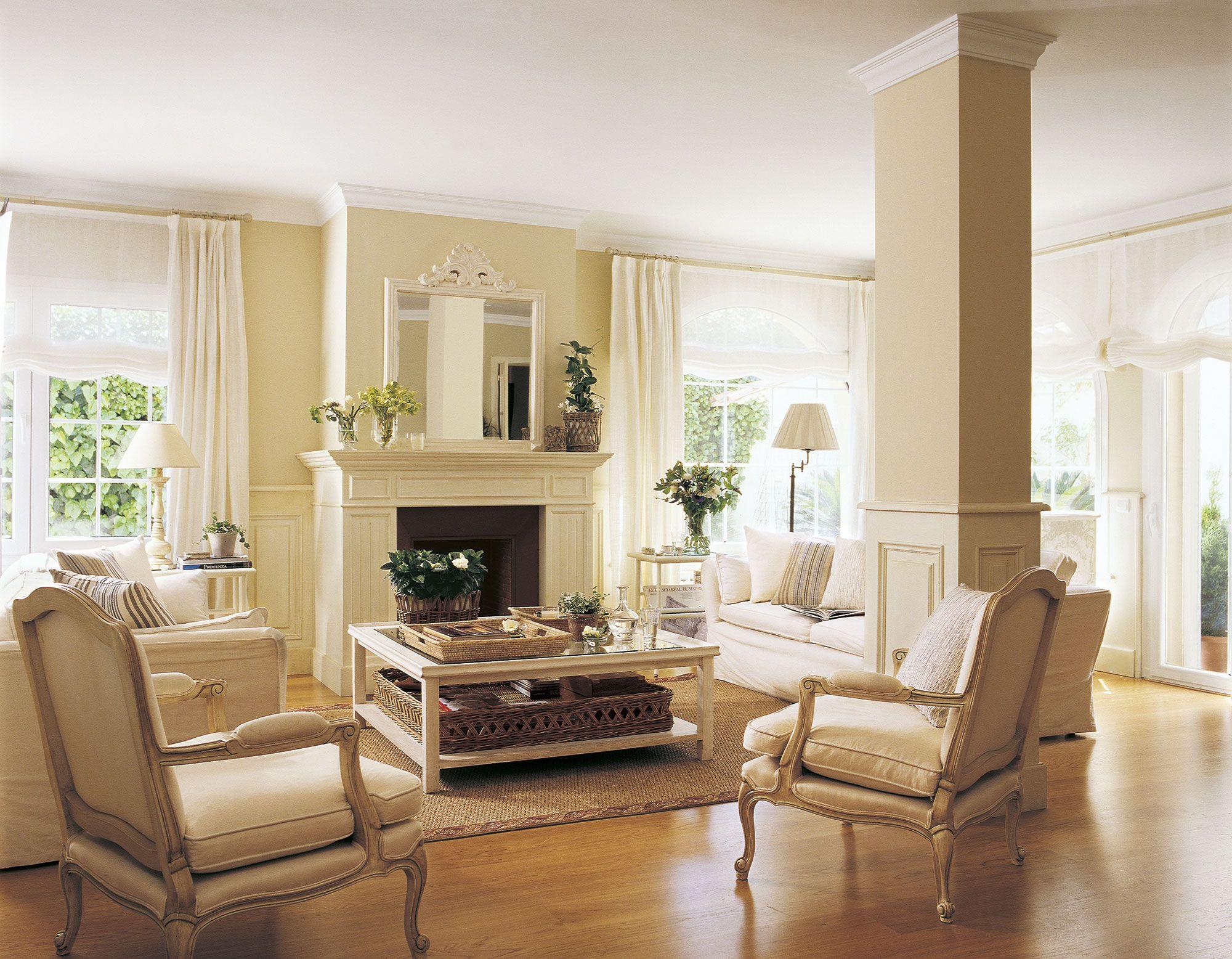 Los 100 mejores salones de el mueble 4ta parte dise os - Muebles para el salon ...