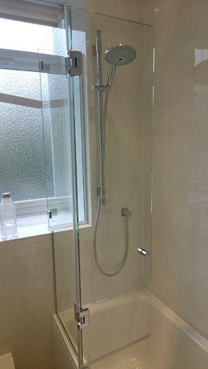 Water Flower Orchid Zen Shower Backwall ecklösung Aluminium Shower Panel Shower Cubicle