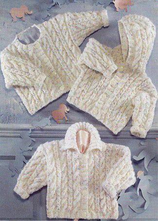 Retro Childrens Knitting Patterns Baby Patterns Pinterest
