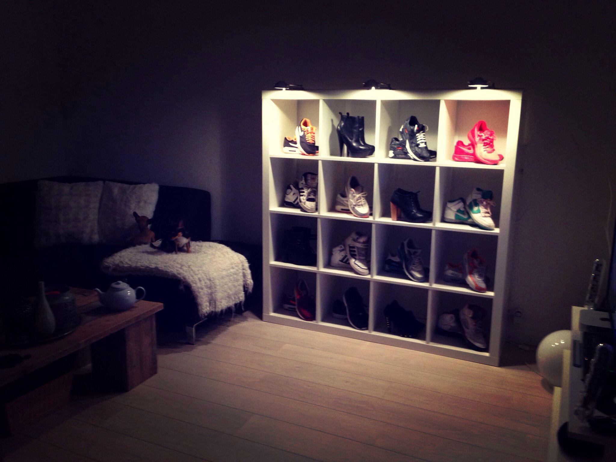 Shoe storage  Nike Air Max  Sneakers  Display  Stuff