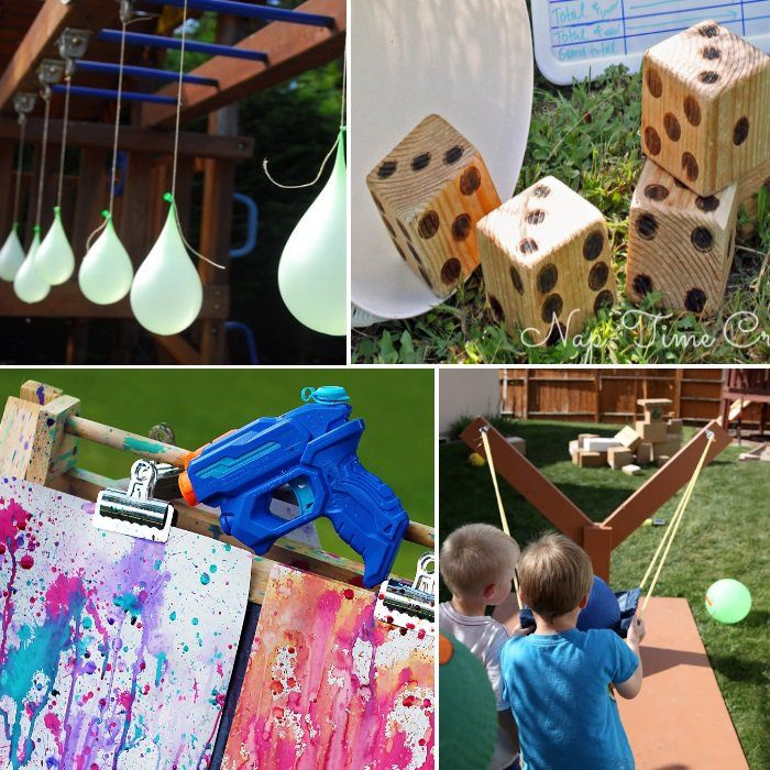 ideas de actividades de verano