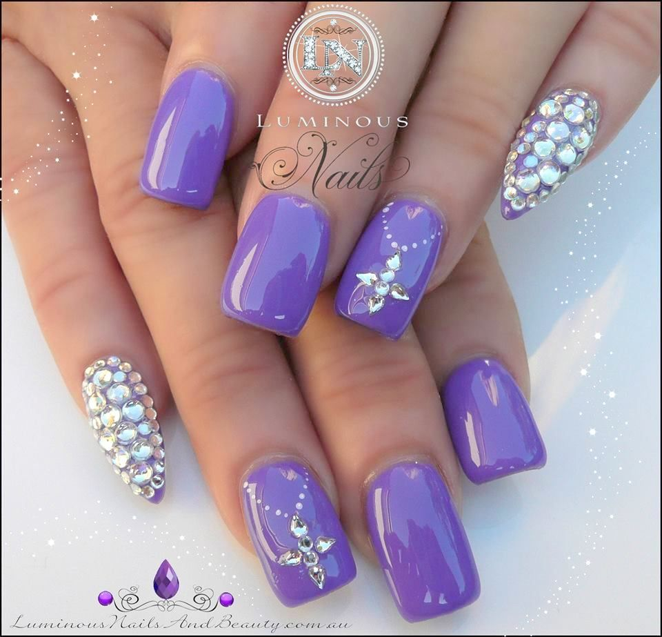 GEL/ACRYLIC NAILS.........Luminous Nails and Beauty! CHECK OUT ...