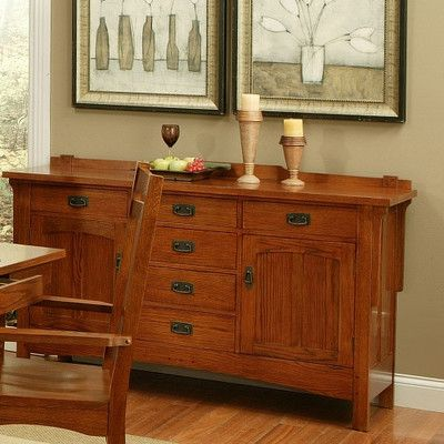 Good AYCA Furniture Heartland Manor Sideboard