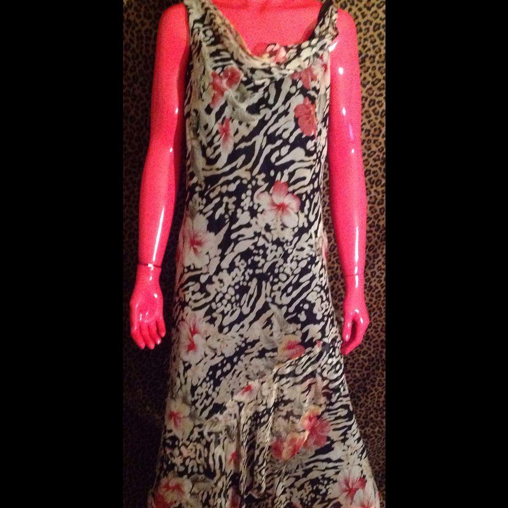 Mixito 100 Silk Dress
