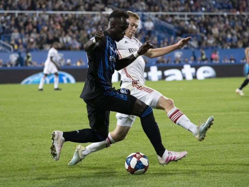 Impact beats Toronto 10 in first leg of Canadian