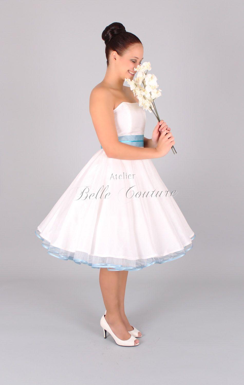 Made To Measure Handmade Simple Short Petticoat Wedding Dress Lilou Short Wedding Dress Bridesmaid Dresses Dresses