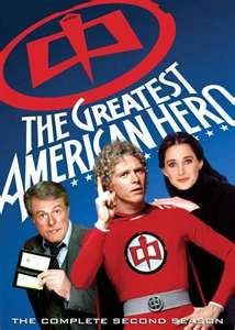 El Gran Héroe Americano The Greatest American Hero (1981-1983).