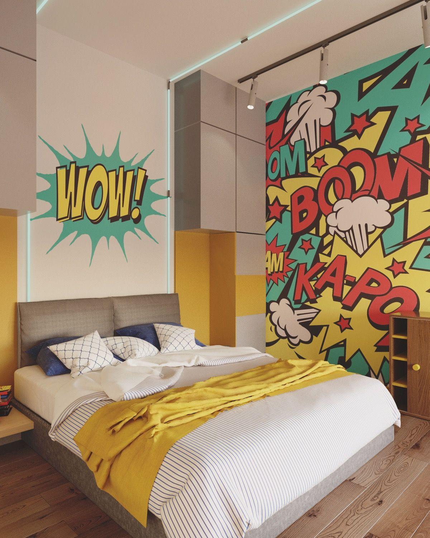 Bedroom Furniture Houston Pop Art Bedroom Designs Romantic Bedroom Background Bedroom With Area Rug: Stylish Bedrooms Designed For Kids