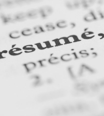 Writing Resumes From Scratch Get that Job Pinterest - writing resumes