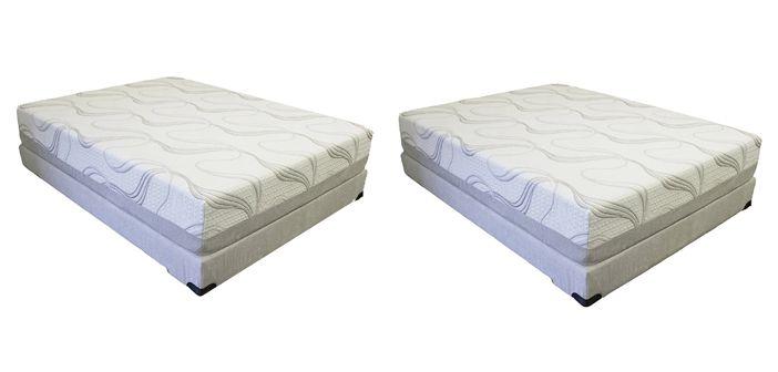 Easy Rest Gel Lux 12 Inch King Gel Memory Foam Mattress Review