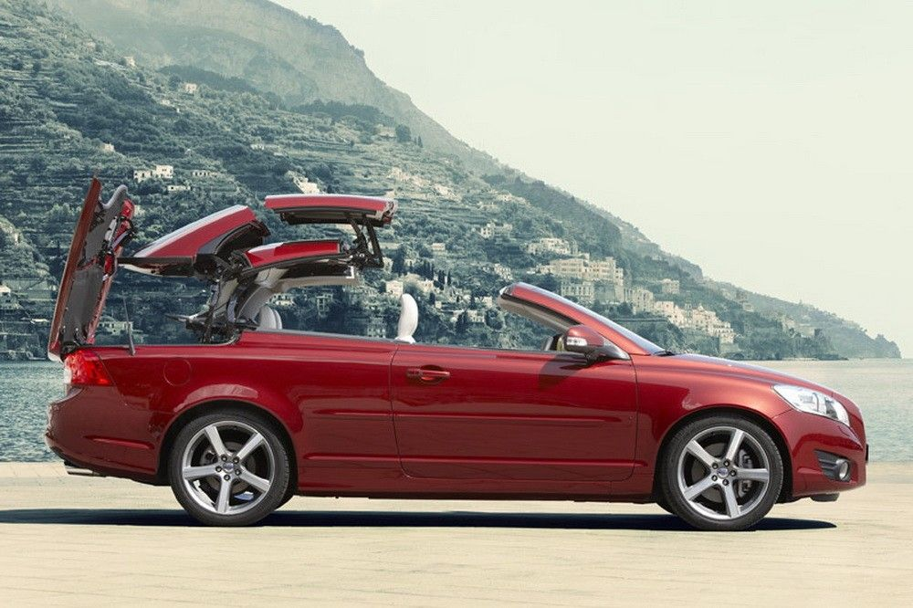 2011 Volvo C70 Priced From 39 950 With More Standard Features Volvo C70 Volvo Volvo Cars