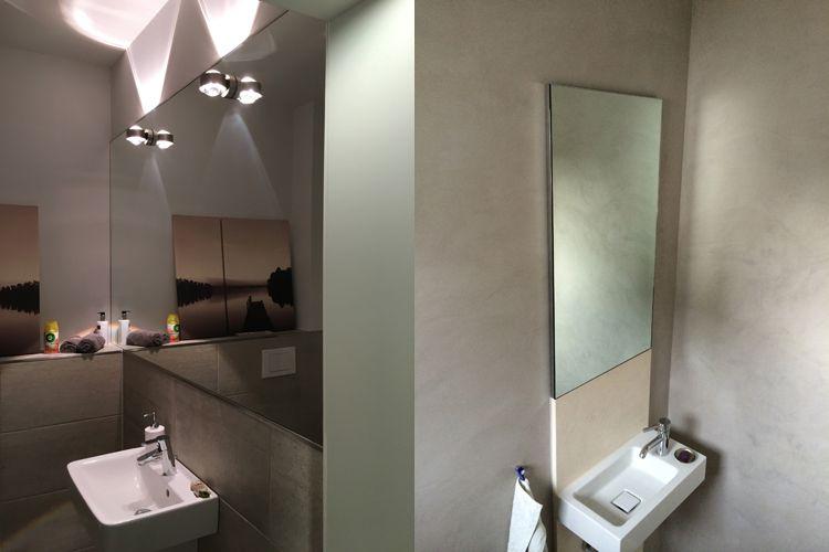 Bei uns finden Sie die Badezimmerspiegel in formschönem Design und - badezimmerspiegel nach mass